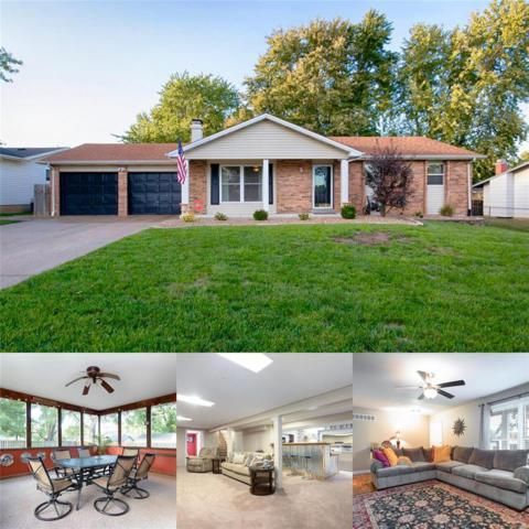 3906 Copper Ridge Drive, Saint Peters, MO 63376 (#18083441) :: St. Louis Finest Homes Realty Group