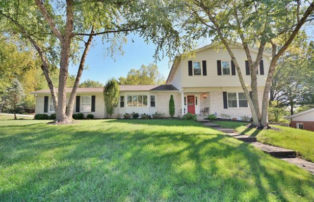 320 Claymont Drive, Ballwin, MO 63011 (#18083444) :: St. Louis Finest Homes Realty Group