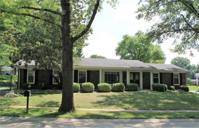 322 Portico Drive, Chesterfield, MO 63017 (#18083497) :: St. Louis Finest Homes Realty Group
