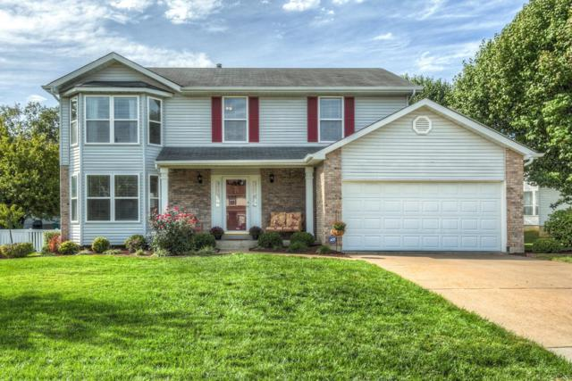 283 Alexandria Drive, O'Fallon, MO 63304 (#18083522) :: St. Louis Finest Homes Realty Group