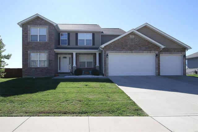 2610 London Lane, Shiloh, IL 62221 (#18083526) :: Holden Realty Group - RE/MAX Preferred