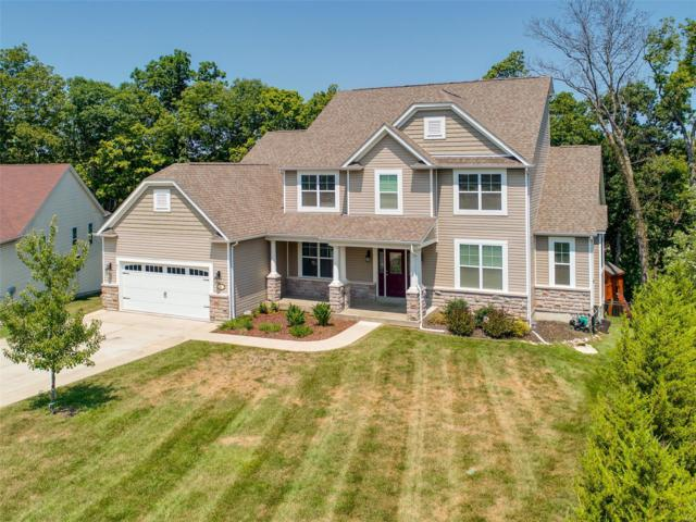 21 Prairie Lake Court, Foristell, MO 63348 (#18083546) :: St. Louis Finest Homes Realty Group