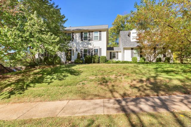 456 Hunters Hill Drive, Chesterfield, MO 63017 (#18083570) :: St. Louis Finest Homes Realty Group