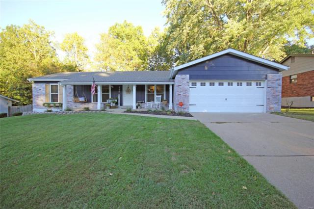 680 Crowsnest Drive, Ballwin, MO 63021 (#18083643) :: St. Louis Finest Homes Realty Group