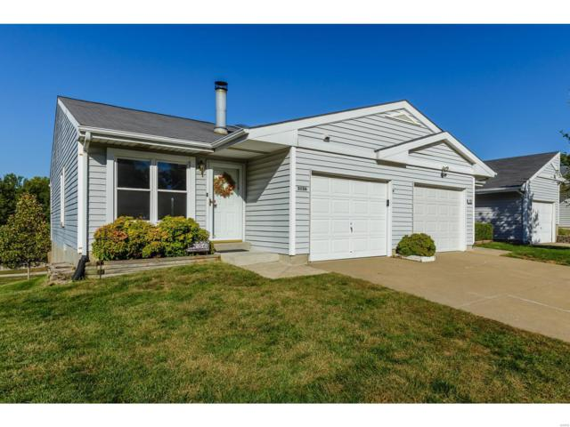 3156 Meadow Trail Drive #50, Saint Peters, MO 63376 (#18083671) :: St. Louis Finest Homes Realty Group