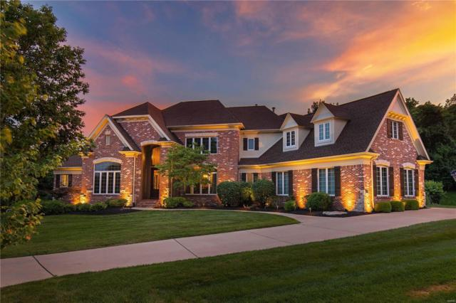 17901 Greyeagle Court, Chesterfield, MO 63005 (#18083711) :: St. Louis Finest Homes Realty Group