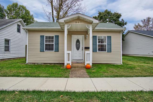 207 E Third Street, O'Fallon, IL 62269 (#18083741) :: Holden Realty Group - RE/MAX Preferred
