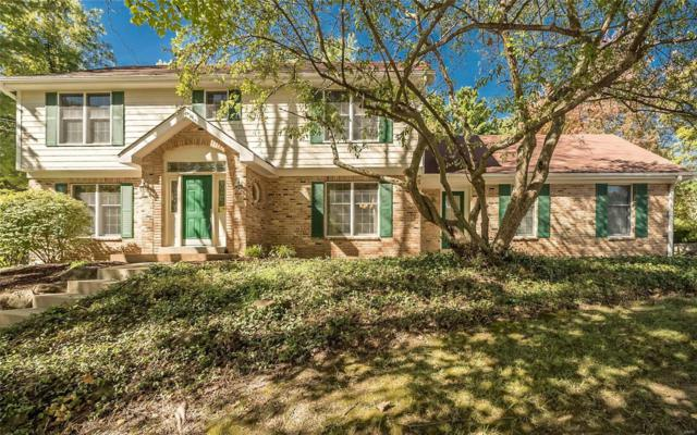603 Stablestone, Chesterfield, MO 63017 (#18083751) :: St. Louis Finest Homes Realty Group
