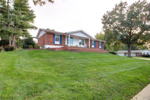 1150 Lariat Trail, Ellisville, MO 63011 (#18083820) :: PalmerHouse Properties LLC