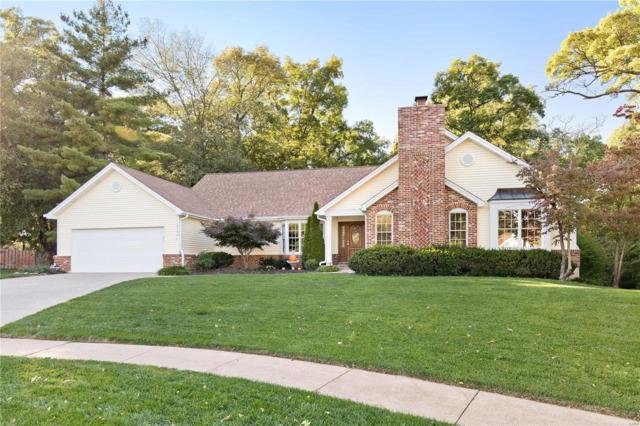 14796 Timberbluff Drive, Chesterfield, MO 63017 (#18083915) :: St. Louis Finest Homes Realty Group