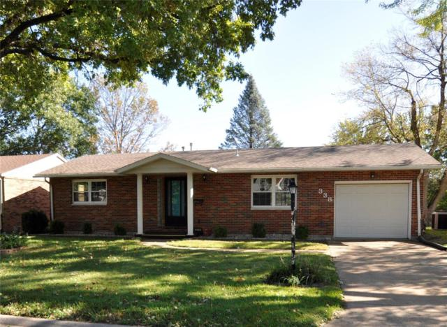 338 N 43rd Street, Belleville, IL 62226 (#18083979) :: Holden Realty Group - RE/MAX Preferred