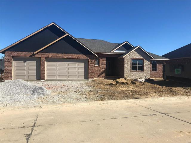 16 Gemstone, Millstadt, IL 62260 (#18084002) :: Holden Realty Group - RE/MAX Preferred