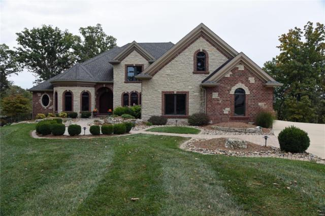 137 Winters Trail, Edwardsville, IL 62025 (#18084014) :: Holden Realty Group - RE/MAX Preferred