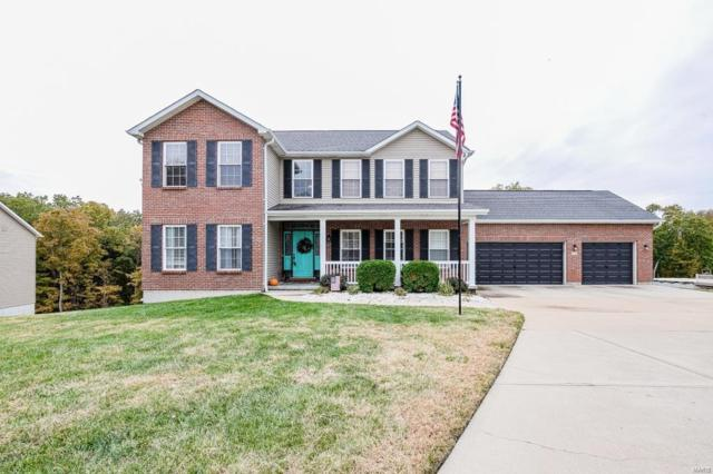 134 Echo Lake Circle, Byrnes Mill, MO 63025 (#18084039) :: Holden Realty Group - RE/MAX Preferred