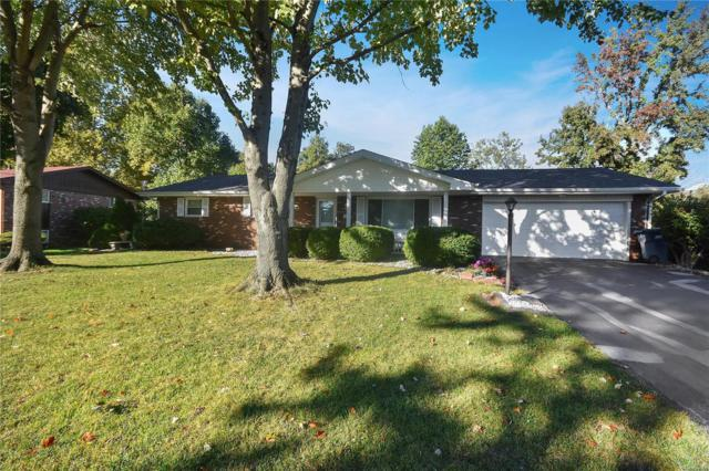 323 Louise, Collinsville, IL 62234 (#18084062) :: Holden Realty Group - RE/MAX Preferred