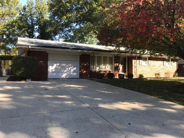 3516 Sheridan Drive, Belleville, IL 62226 (#18084234) :: Holden Realty Group - RE/MAX Preferred