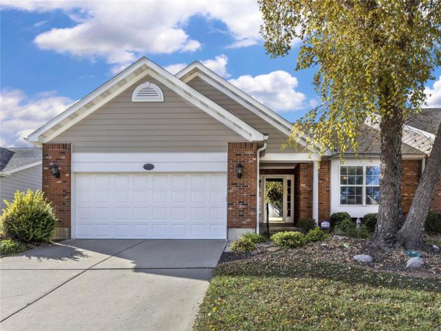 7375 Timberpoint Court, Fairview Heights, IL 62208 (#18084252) :: RE/MAX Professional Realty
