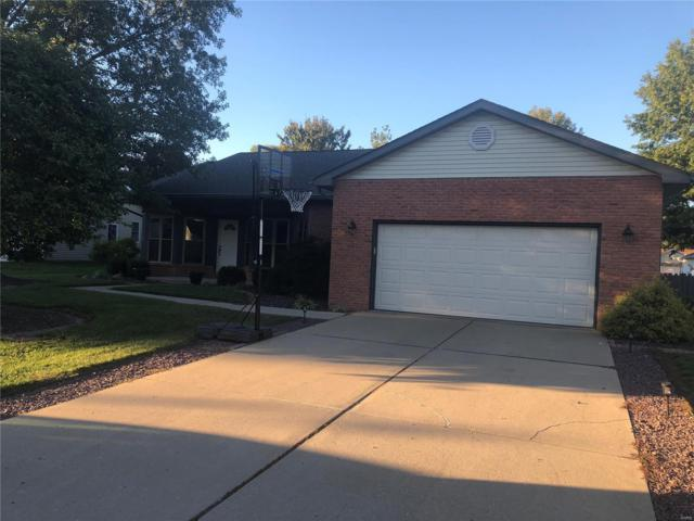 26 Cheryl Court, Mascoutah, IL 62258 (#18084278) :: Holden Realty Group - RE/MAX Preferred