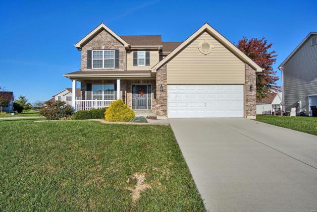 100 Eagles Landing Drive, Shiloh, IL 62221 (#18084284) :: Fusion Realty, LLC