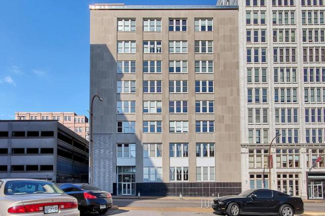1511 Locust #708, St Louis, MO 63103 (#18084314) :: Clarity Street Realty