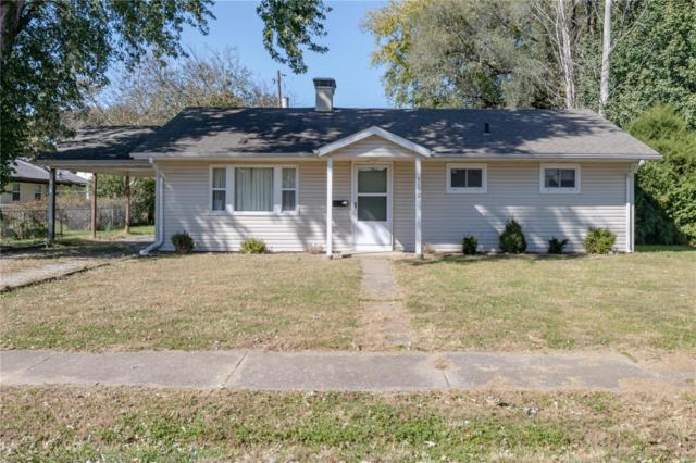 1172 Dawn Drive, Belleville, IL 62220 (#18084468) :: Holden Realty Group - RE/MAX Preferred