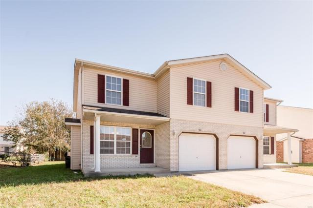 960 Belle Valley Drive, Belleville, IL 62220 (#18084471) :: Fusion Realty, LLC