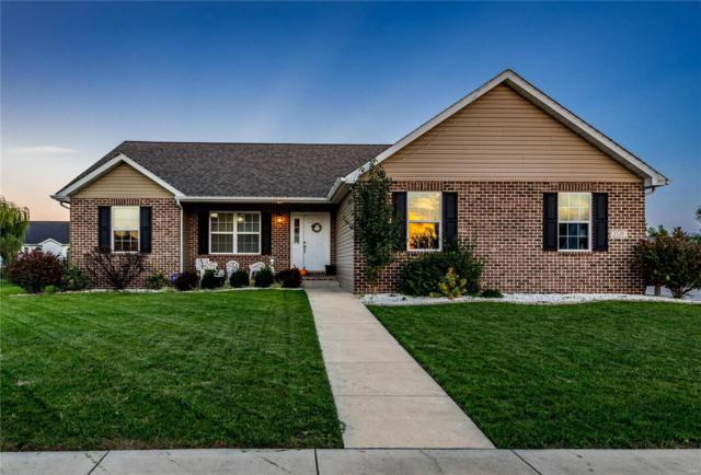 1126 Whimbrel, Mascoutah, IL 62258 (#18084505) :: Holden Realty Group - RE/MAX Preferred