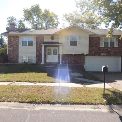 6126 Lake Paddock Drive, Florissant, MO 63033 (#18084521) :: Holden Realty Group - RE/MAX Preferred