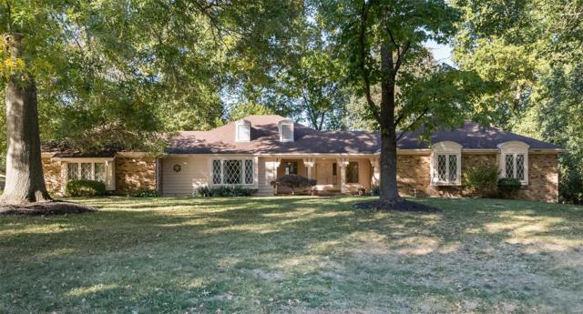 31 Dunleith, St Louis, MO 63124 (#18084830) :: Clarity Street Realty