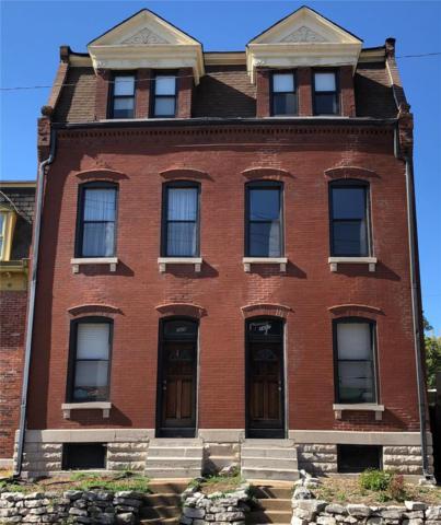 2407 S 9th Street, St Louis, MO 63104 (#18084943) :: Walker Real Estate Team