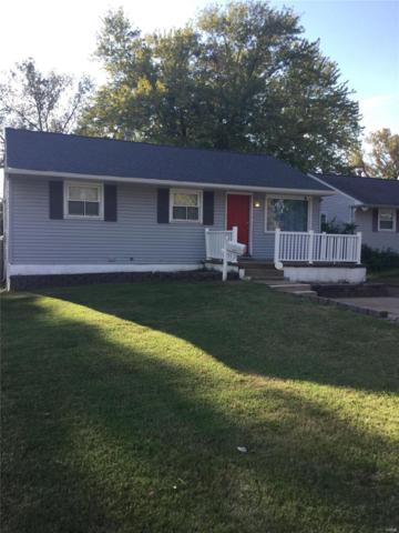 10535 Prestwick, Unincorporated, MO 63137 (#18084978) :: RE/MAX Professional Realty