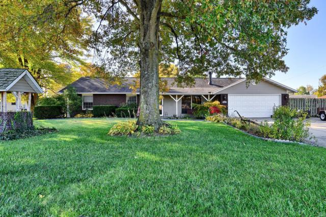 8540 Country Lane, Troy, IL 62294 (#18086368) :: Fusion Realty, LLC