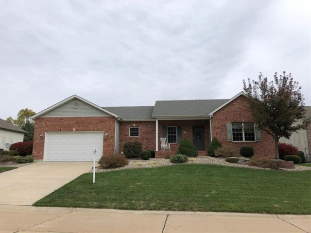 5226 Sundrop Court, Godfrey, IL 62035 (#18086503) :: RE/MAX Professional Realty