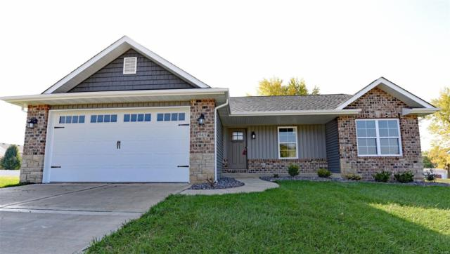 945 Chesapeake Junction Lane, O'Fallon, IL 62269 (#18086597) :: The Kathy Helbig Group