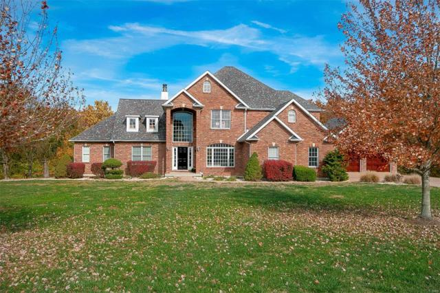 40 Eagle Lake, Columbia, IL 62236 (#18086668) :: Holden Realty Group - RE/MAX Preferred