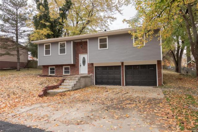 106 Parkview, Troy, IL 62294 (#18086739) :: Hartmann Realtors Inc.