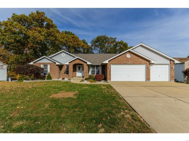 5111 Dominion Drive, Arnold, MO 63010 (#18087258) :: Holden Realty Group - RE/MAX Preferred