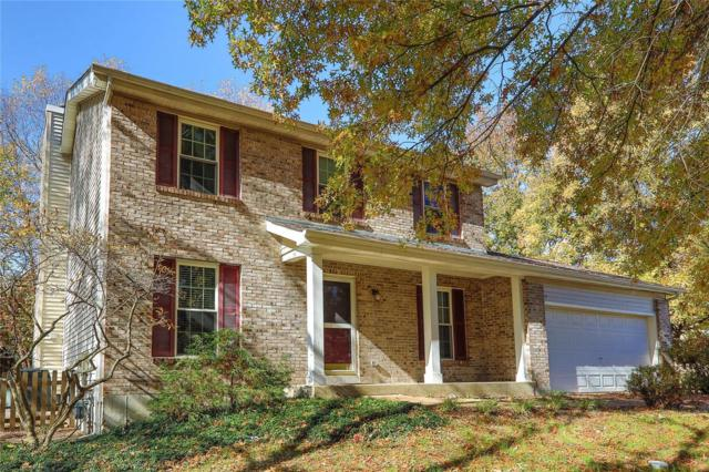 205 Greiner Court, Ellisville, MO 63021 (#18087282) :: The Kathy Helbig Group