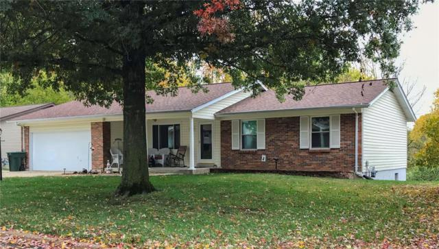 1921 Peach, Saint Peters, MO 63376 (#18087523) :: Kelly Hager Group | TdD Premier Real Estate