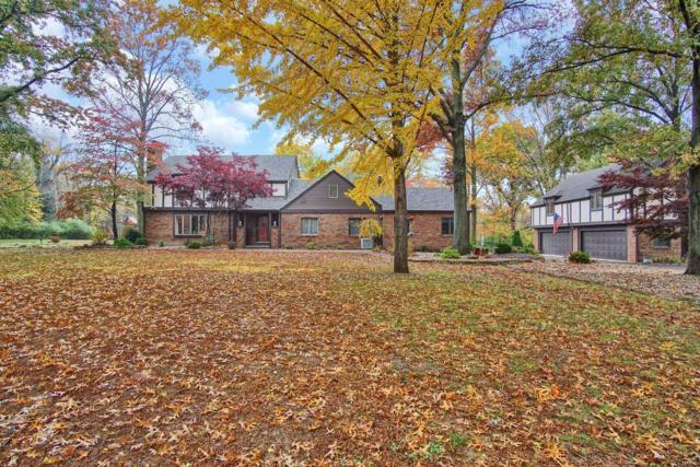 100 Lakewood Drive, Glen Carbon, IL 62034 (#18087550) :: Fusion Realty, LLC