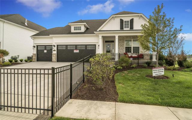 329 Old Forester Drive, Lake St Louis, MO 63367 (#18087604) :: Barrett Realty Group