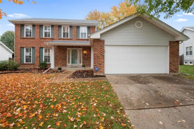 810 Clintwoode Court, Ballwin, MO 63021 (#18087640) :: The Kathy Helbig Group