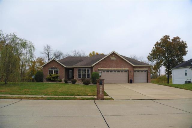 8925 Wendell Creek Drive, Saint Jacob, IL 62281 (#18087650) :: The Kathy Helbig Group