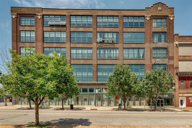 2323 Locust Street #203, St Louis, MO 63103 (#18088001) :: PalmerHouse Properties LLC