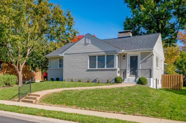 24 Midpark Lane, Ladue, MO 63124 (#18088246) :: Clarity Street Realty