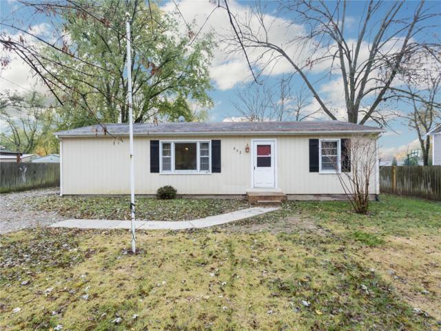 532 Pembroke Drive, Belleville, IL 62223 (#18088398) :: Walker Real Estate Team