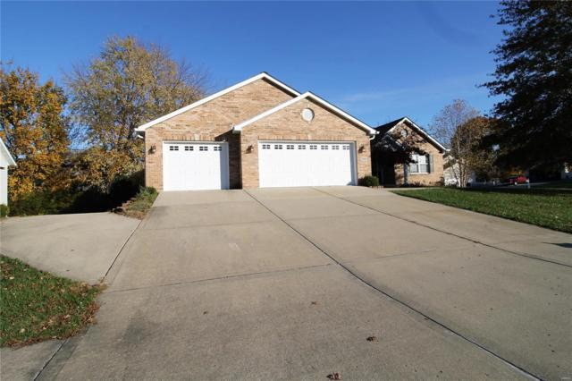 364 Old Homestead Dr., Troy, IL 62294 (#18088636) :: Fusion Realty, LLC