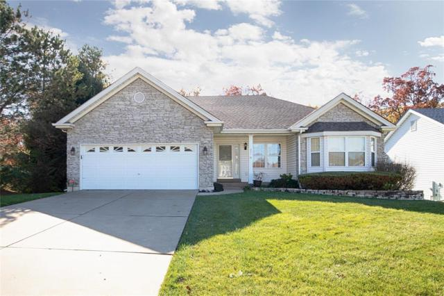 201 Fiddlecreek Ridge Road #201, Wentzville, MO 63385 (#18088655) :: RE/MAX Professional Realty
