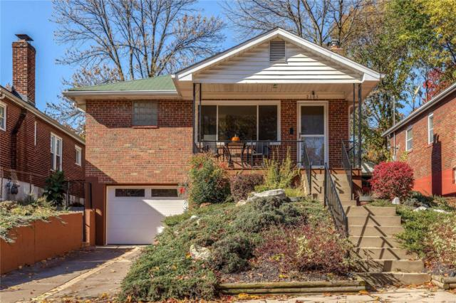 2105 Princeton Place, Richmond Heights, MO 63117 (#18088753) :: Clarity Street Realty