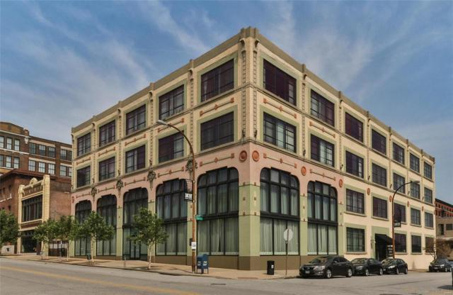 2201 Locust Street #406, St Louis, MO 63103 (#18088761) :: St. Louis Finest Homes Realty Group